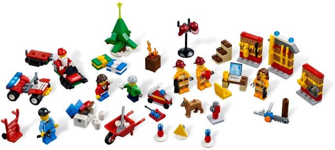 Lego 4428 Contents