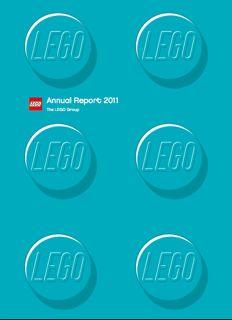 Lego Annual Report 2011
