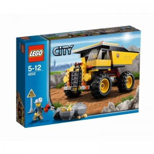 Lego City Mining Truck Box 4202