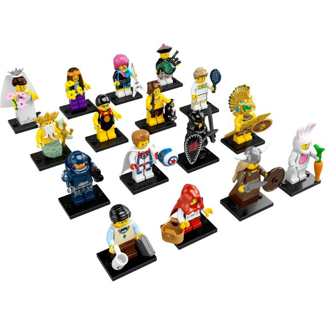 Lego Collectable Minifigures Series 7