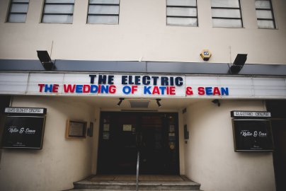 The Bridal Boutique Warwickshire, Real Brides, The Electric Cinema Wedding Birmingham