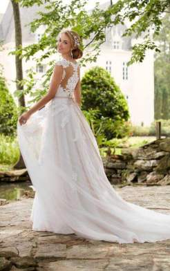 Stella York 6391 size 10 in Ivory Make me an offer