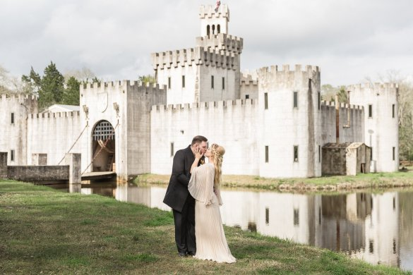 Game of Thrones inspired wedding