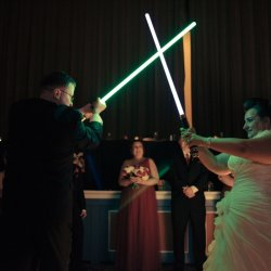 First Dance/Duel - Star Wars Wedding