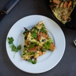 Green Eggs Breakfast Bake