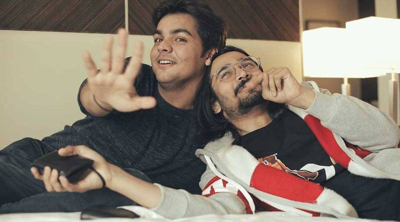 Ashish Chanchlani Bhuvan bam collaboration