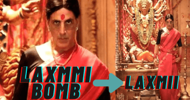 Akshay Kumar Laxmmi Bomb rename to Laxmii