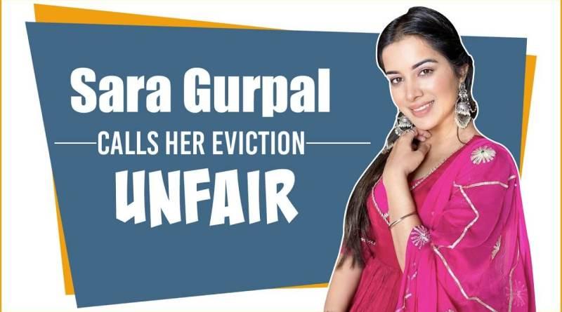 Sara Gurpal Slams Bigg Boss Makers