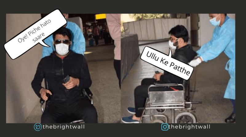 Kapil Sharma Controversy