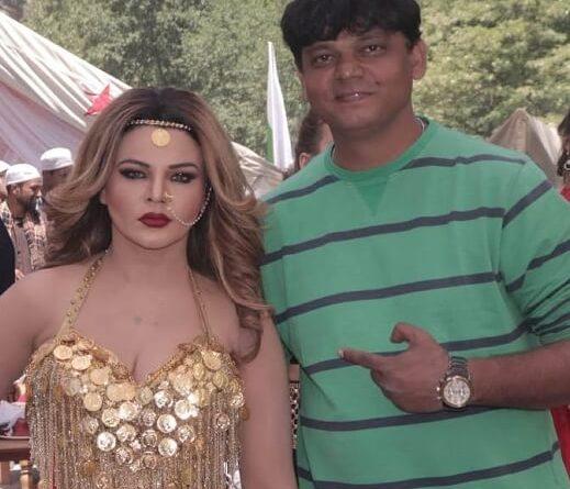 rakhi sawant and rakesh sawant
