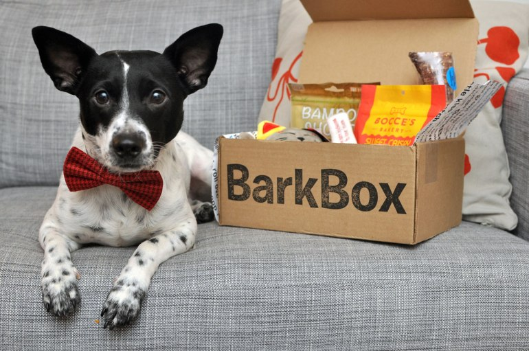 "Henry and I unbox the February 2016 ""Happy Lunar New Year!"" BarkBox! Use code HENRYTHENUGGET to add a free box to any new BarkBox plan - even a one-month plan!"