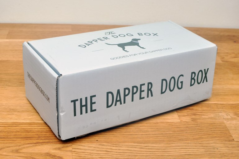 The Dapper Dog Box is a new subscription box service that strives to bring high-quality dog products right to your door! The owner, Kerrie, started the company when she discovered that her own pup needs a special diet. We interview Kerrie and show you what's in this month's box!
