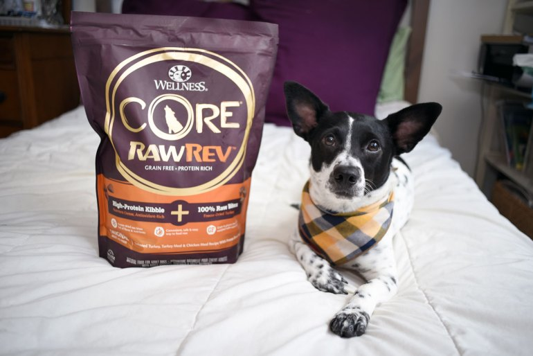 Have you heard the buzz about raw feeding for dogs and want give it a try without the mess, fuss, or confusion? Wellness CORE RawRev is here to help!