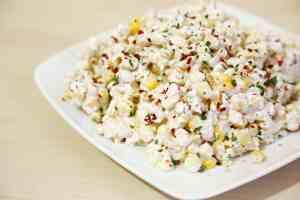Roasted Corn Salad