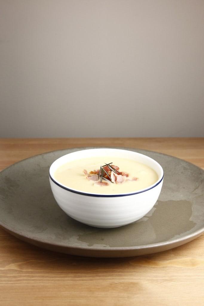 Rosemary Potato Soup
