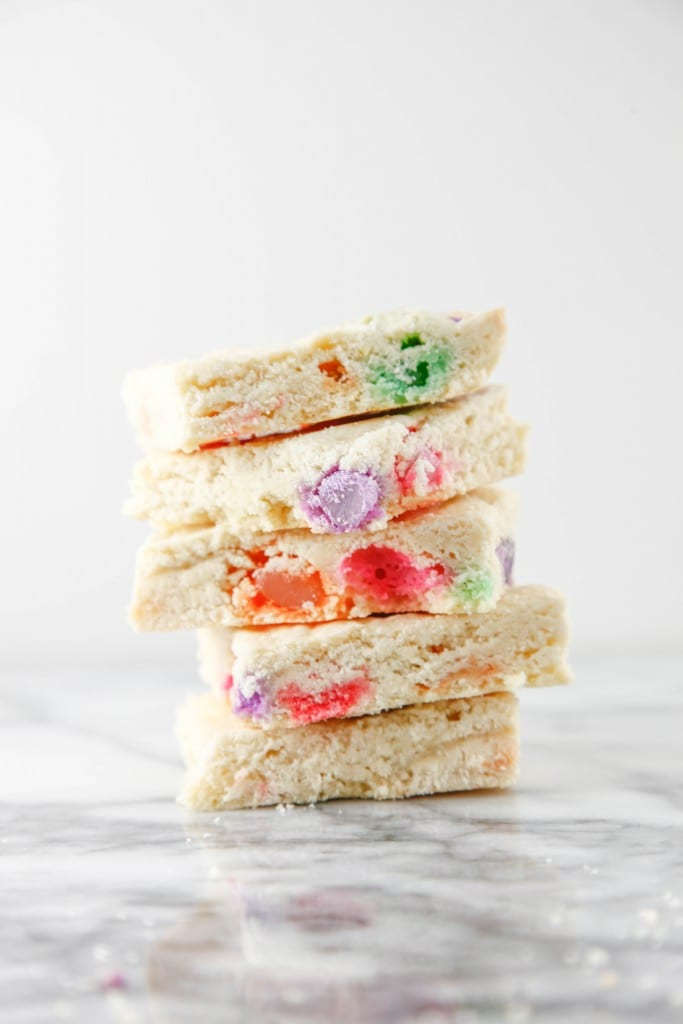 Jelly Belly Sugar Cookie Bar