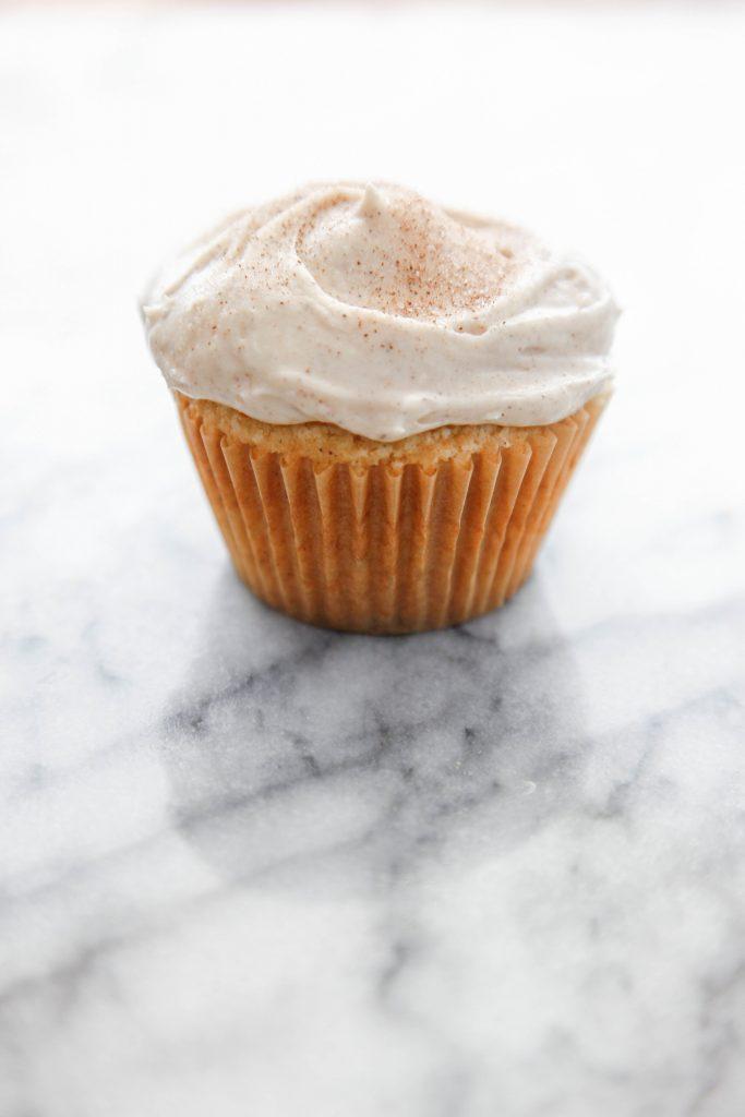 Cinnabon Cupcakes