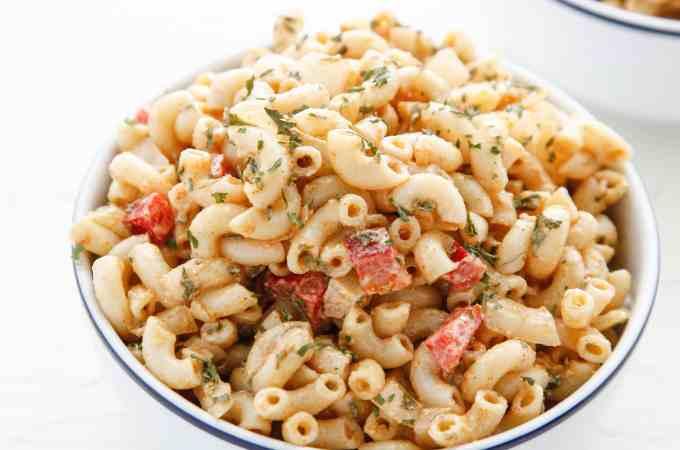 Cajun Spice Pasta Salad