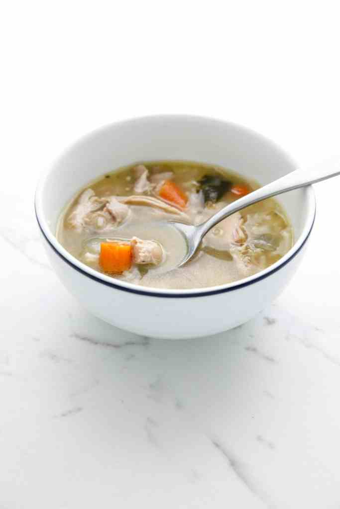 leftover-turkey-and-rice-soup-9