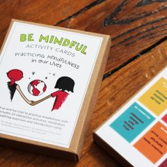 Be Mindful Activity cards