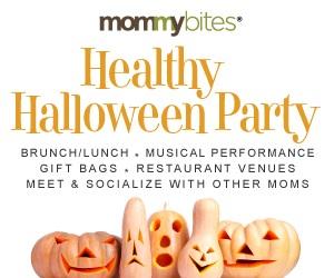 Mommybites Healthy Halloween Party