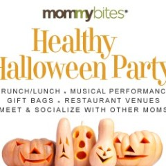 Mommybites Healthy Halloween Party