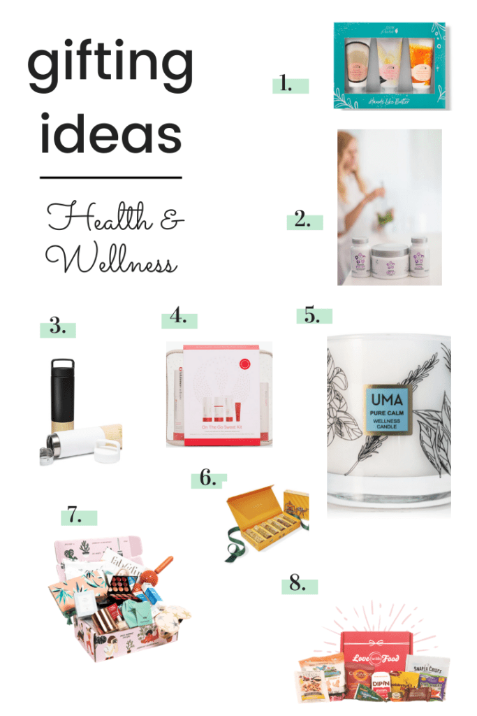 The Brooklyn Mom 2019 Holiday Gift Guide Health and Wellness Gifts
