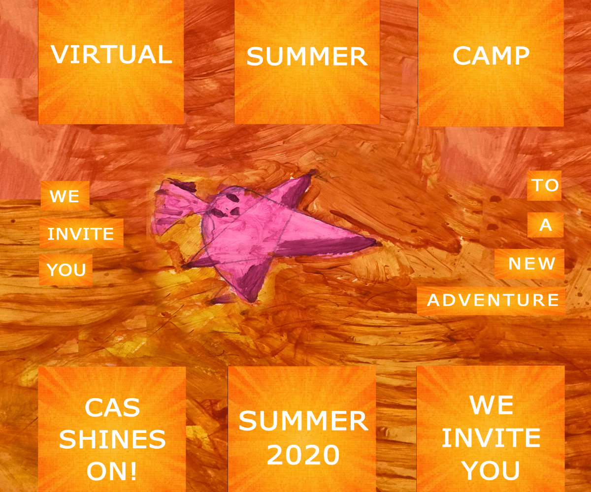 Virtual Summer. Camps for Kids