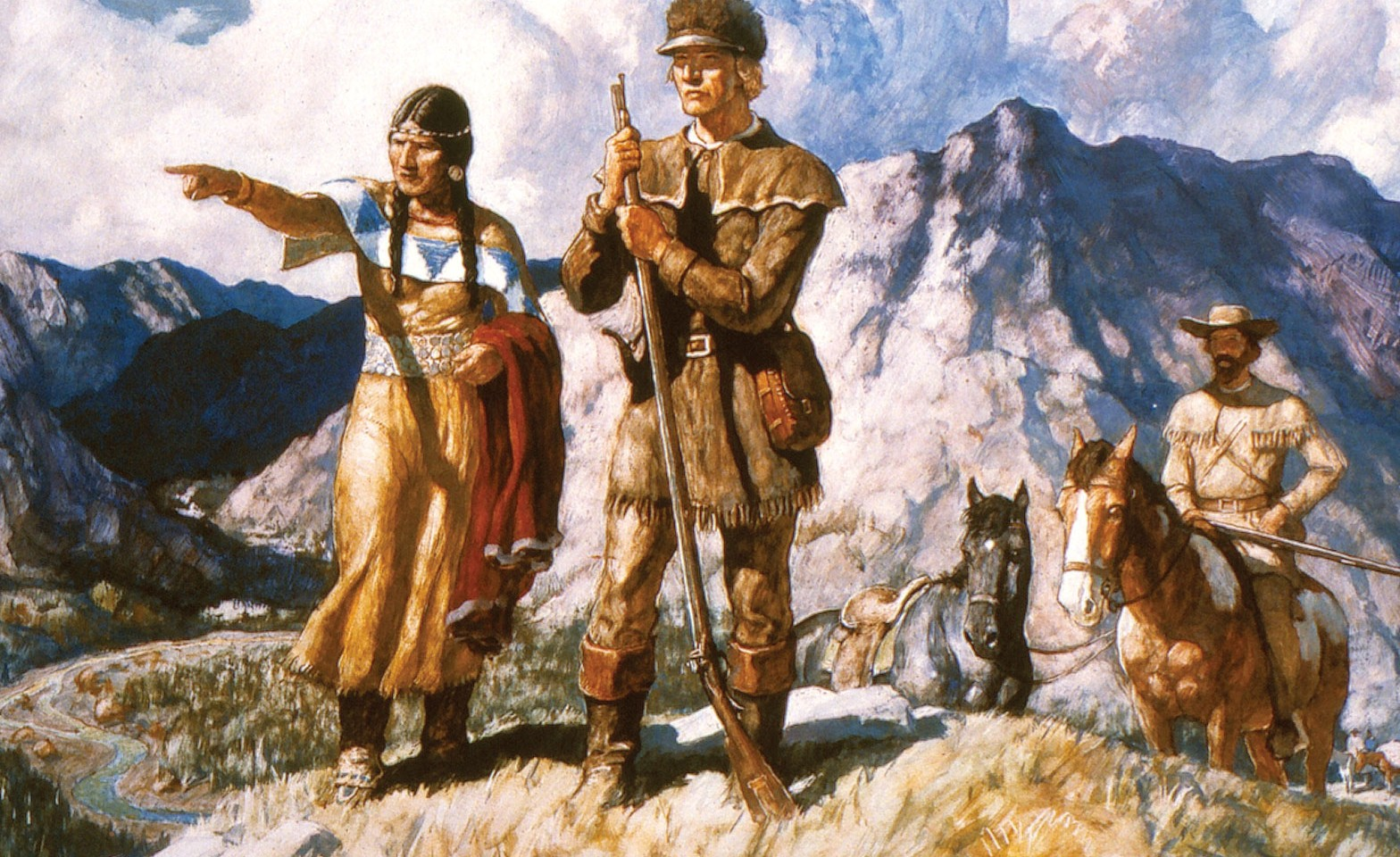 Lewis And Clark On Emaze