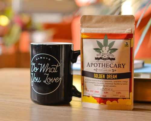 Golden Dream Bud Brothers Tea