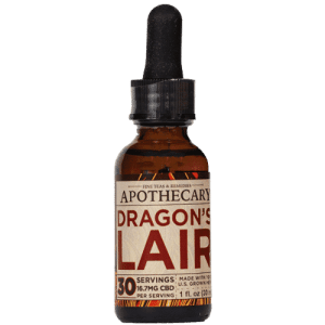 Dragons Lair CBD Tincture
