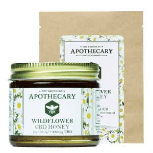 Wildflower CBD Honey Duo