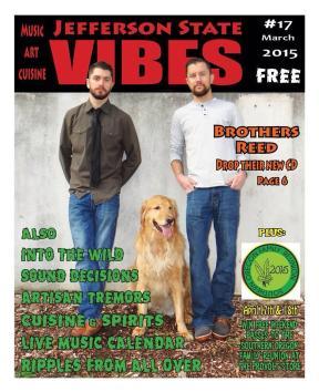 Vibes Magazine cover