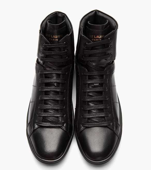 saint-laurent-leather-high-tops