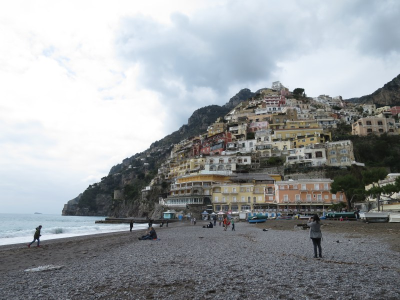 You've probably seen this view of Positano before on Instagram.