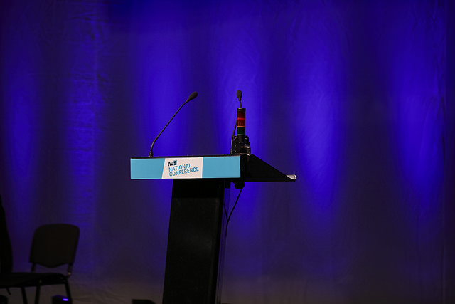 The NUS national conference in Brighton has sparked controversy. Photo by Will Bunce.