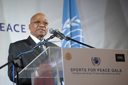 Is Jacob Zuma good for the South African economy?