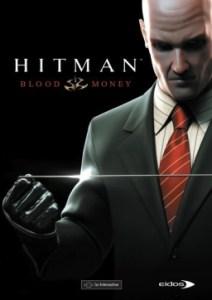 Hitman Blood Money Artwork