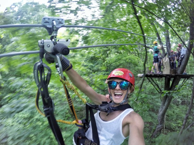Tree Frog Canopy Tours