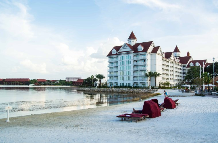 Grand Floridian Hotel reviews