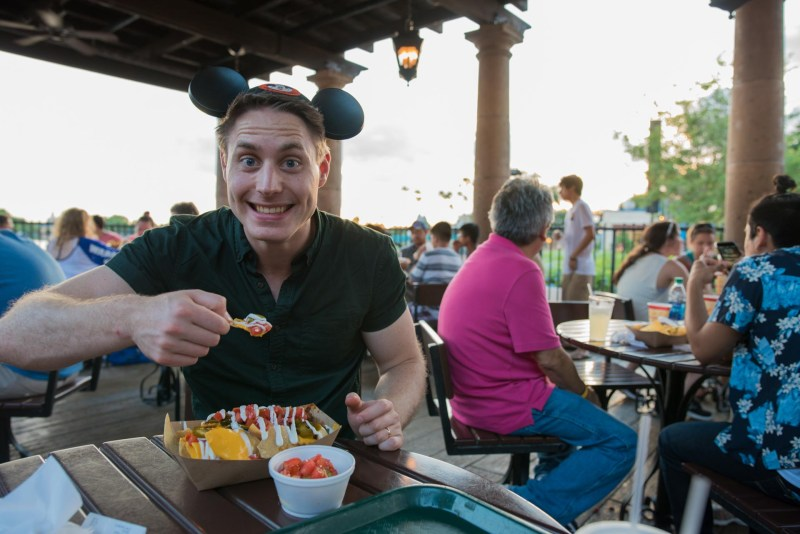 Best Counter Service Restaurants in Epcot reviews disney-world disney dining