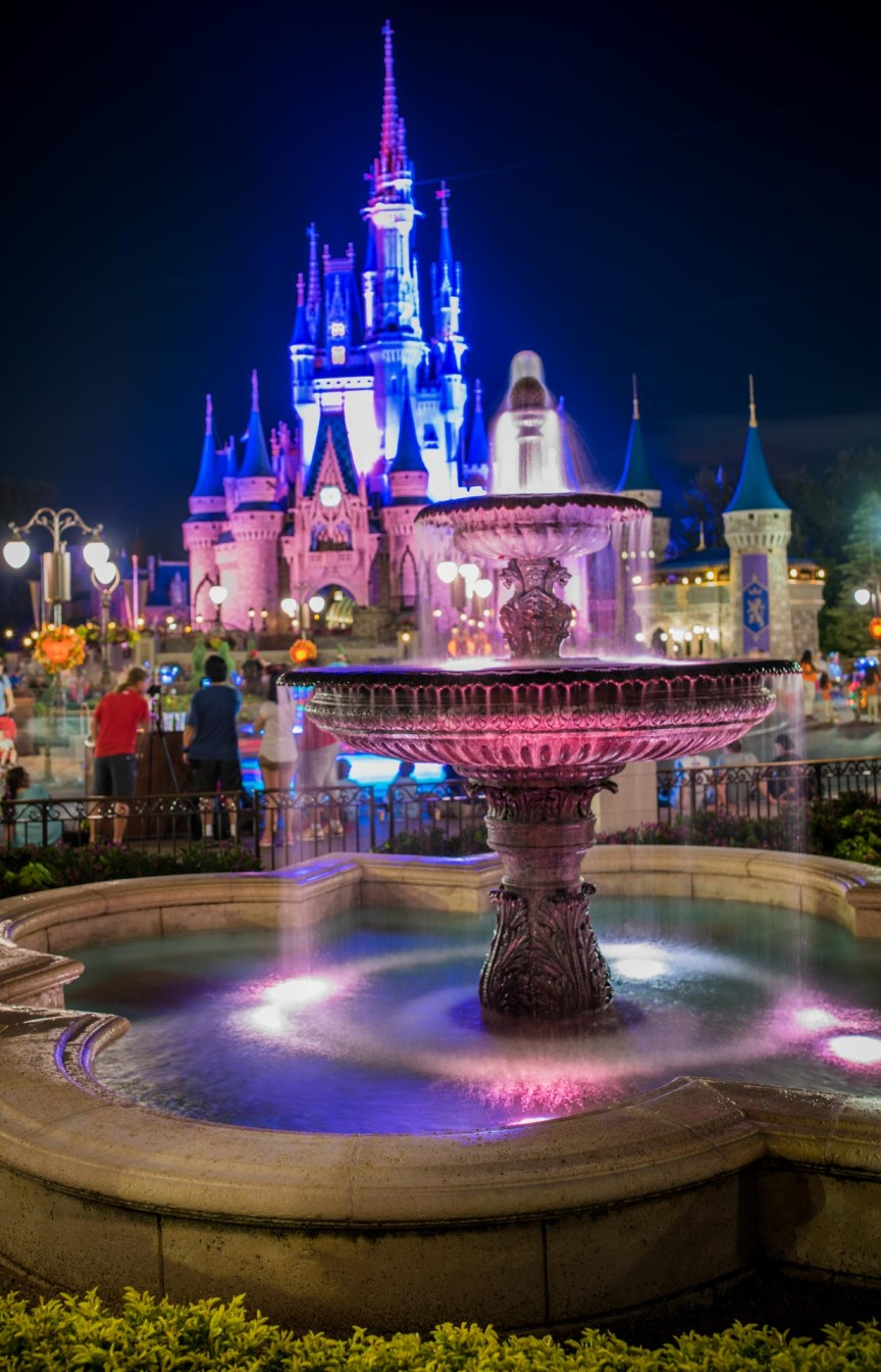 Castle Fountain - Renting DVC Points