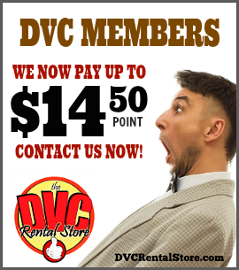Disney Vacation Club Rental