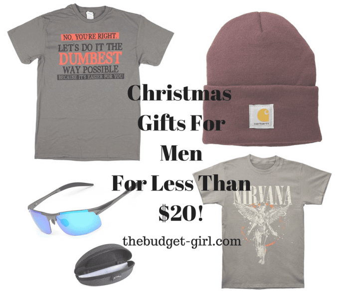 Christmas Gifts For Men For Under $20