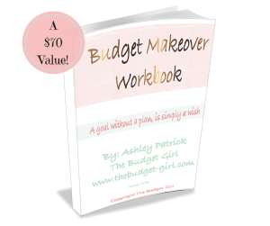 budget workbook for beginners