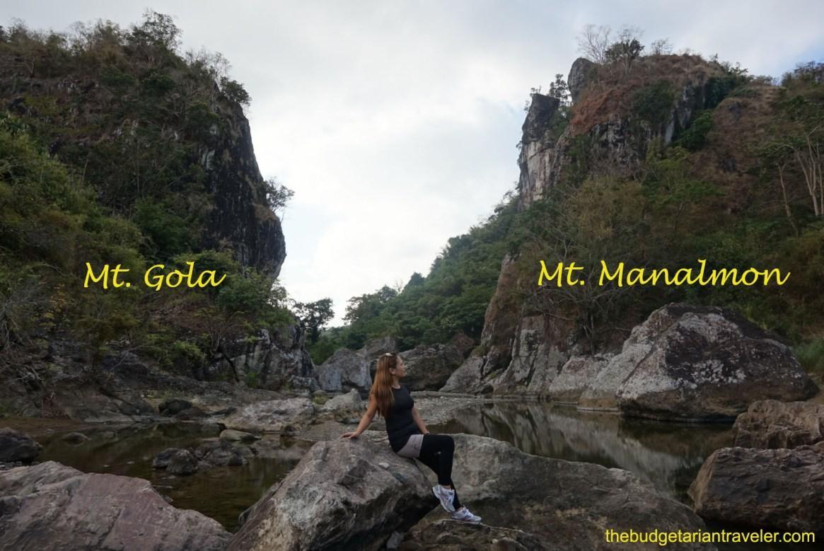 Mt. Gola & Mt. Manalmon
