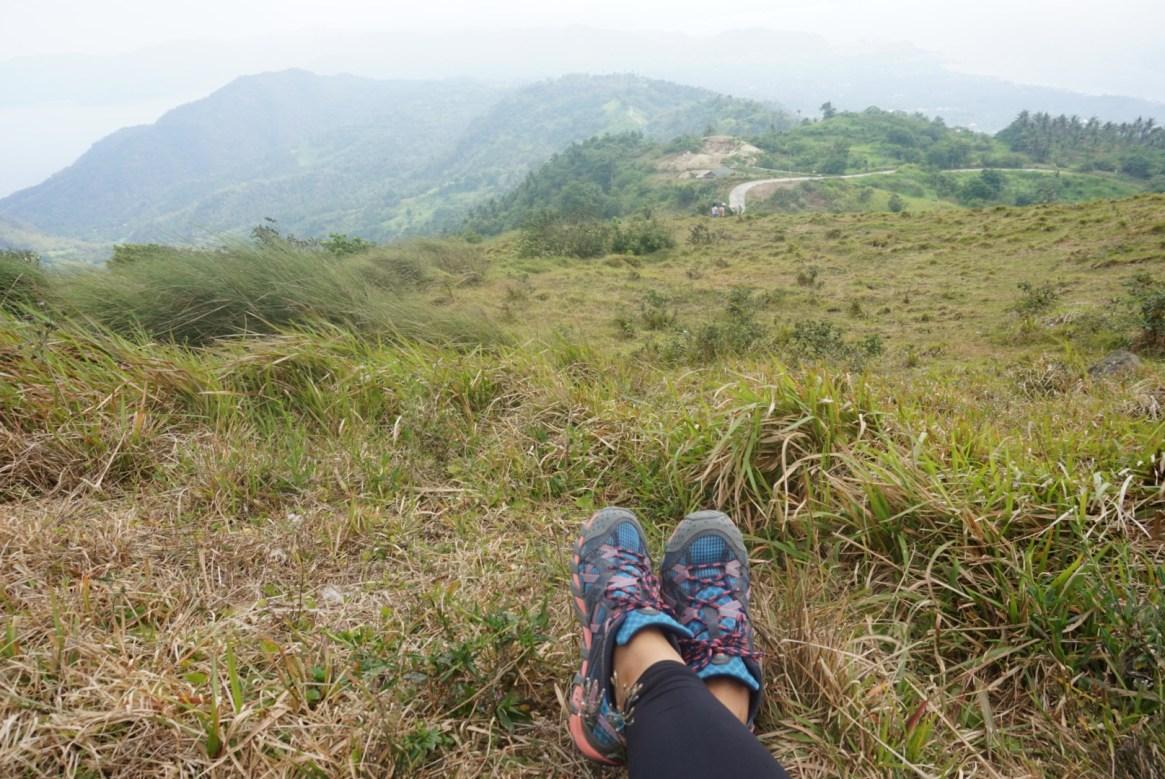 Mt Gulugod Baboy, merrell shoes
