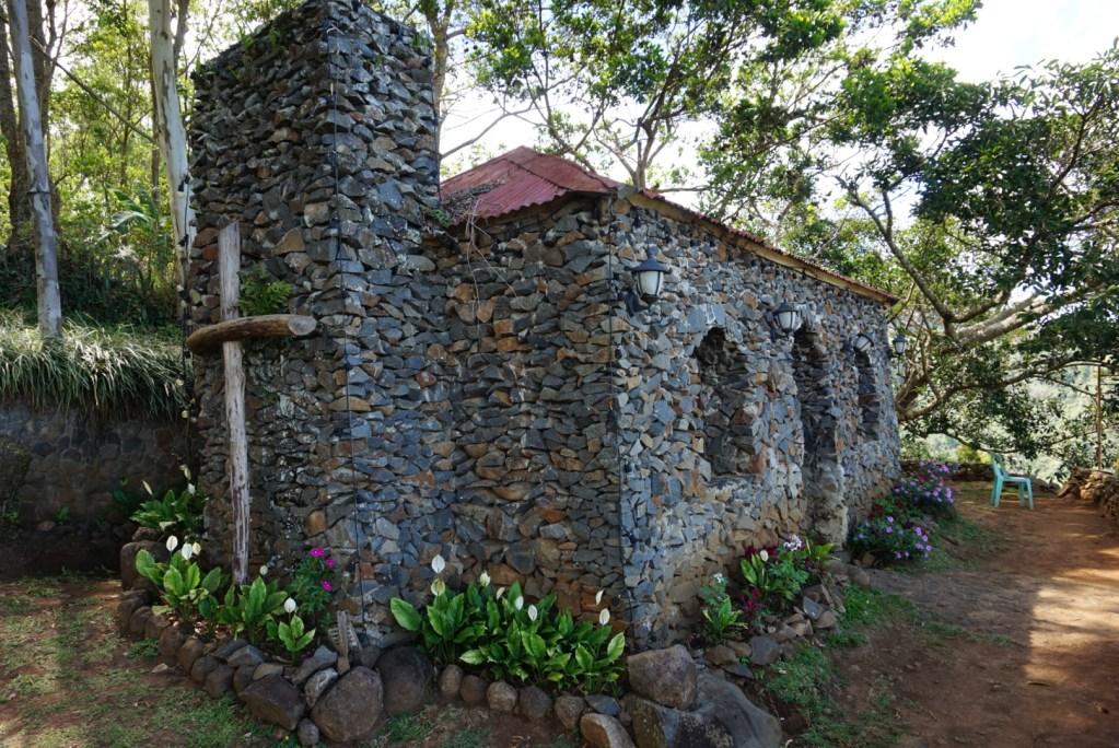 stone chapel ozamiz