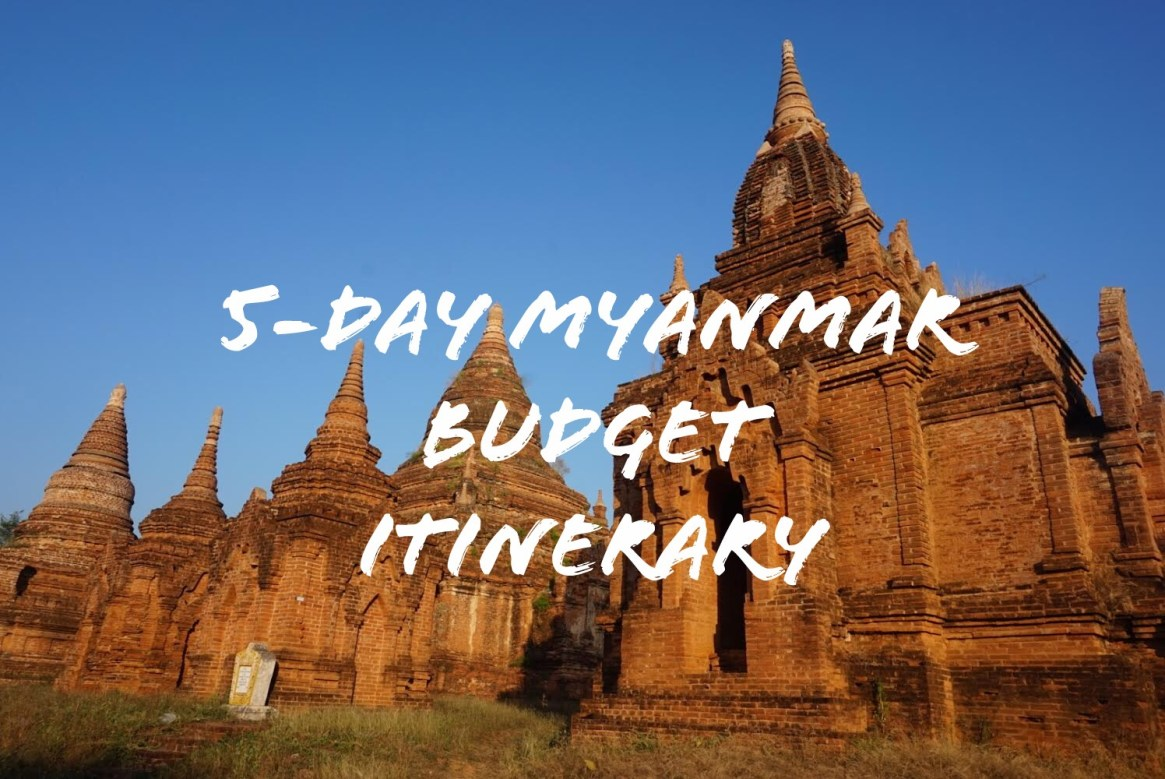 5-Day Myanmar Itinerary