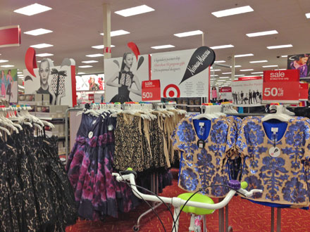 the target x neiman marcus collection